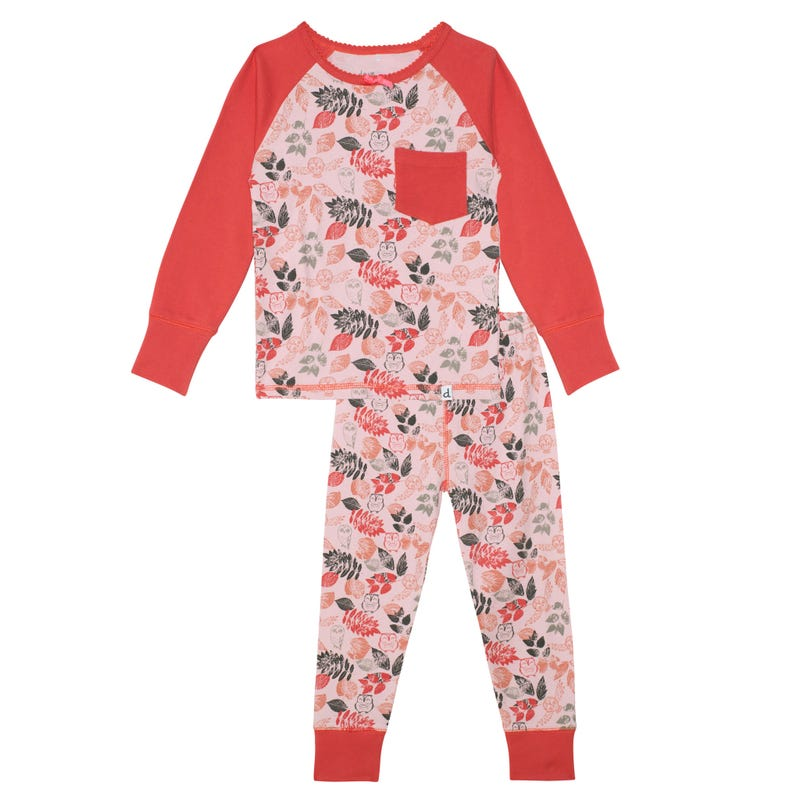 Pyjama Hibou 7-10ans