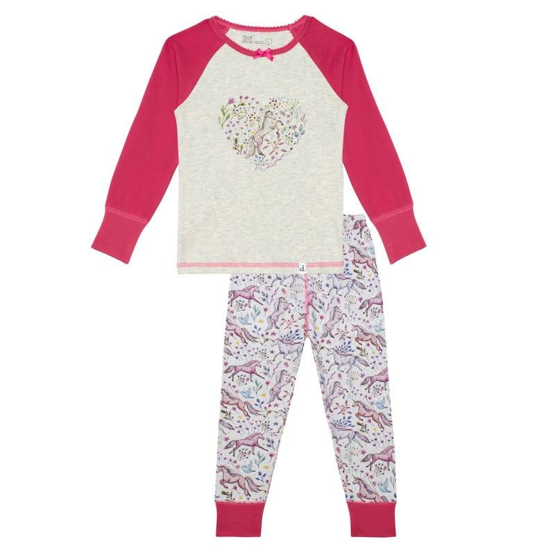 Pyjama Licorne 3-6ans