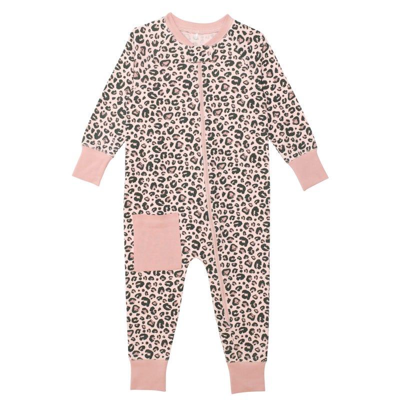 Pyjama Léopard 3-6ans