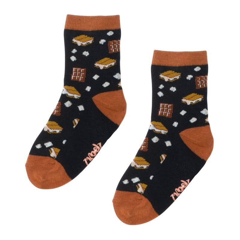 Smores Socks 3-12