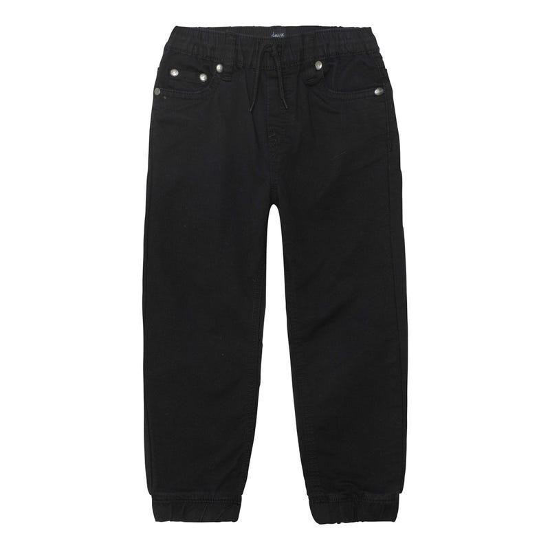 Pantalon Jogger Twill Basique 12-24mois