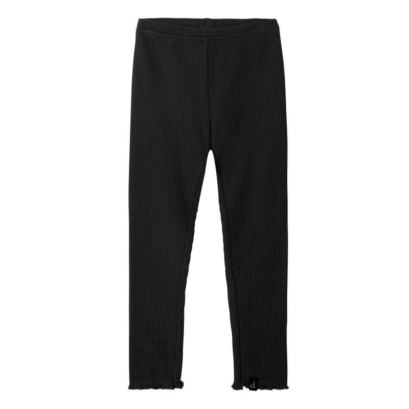Basic Rib Legging 7-10y