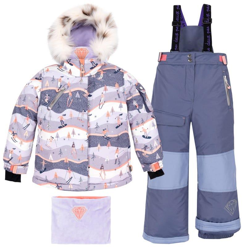 Courcheval Snowsuit 2-6
