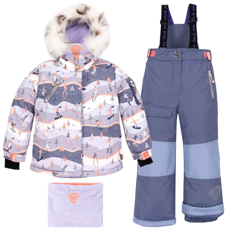 Courcheval Snowsuit 7-10
