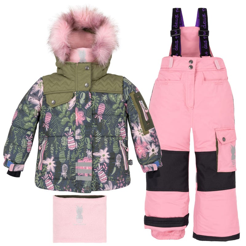 Tropicool Snowsuit 7-10