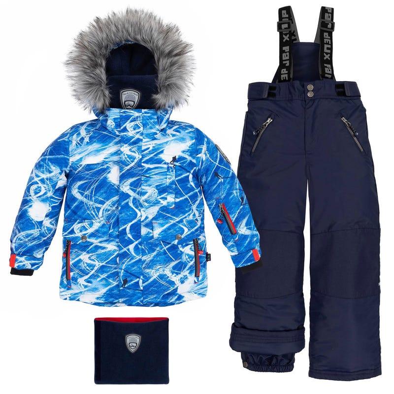 Habit de Neige Slalom 7-10ans