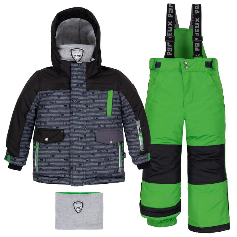 Wood Snowsuit 2-6