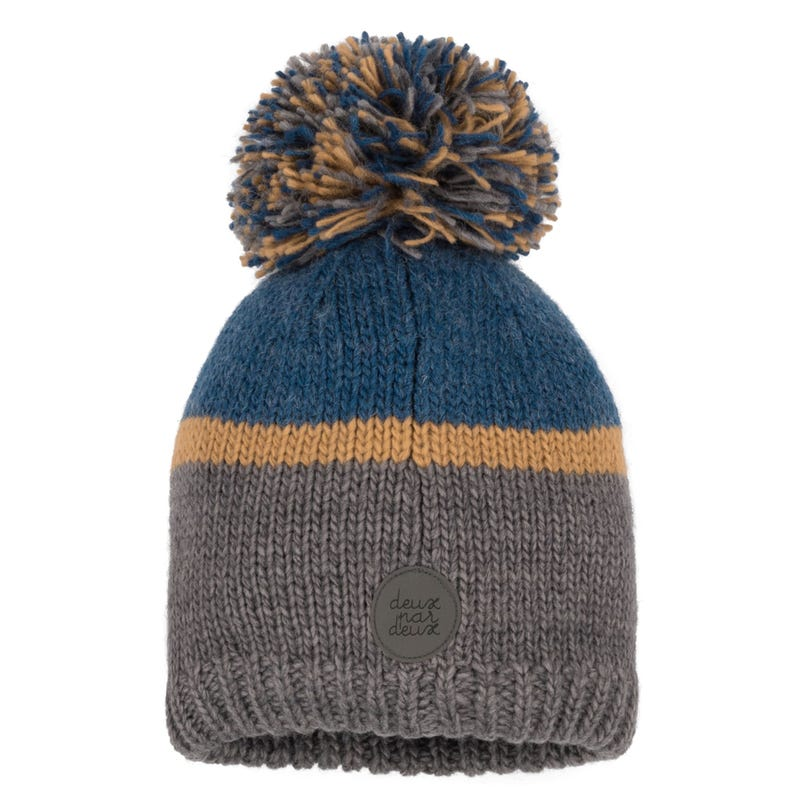 Tuque pompon Ours 2-10
