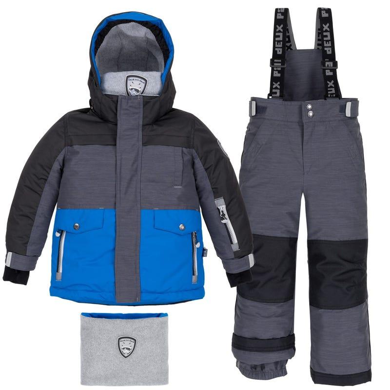 In Town Snowsuit 2-6