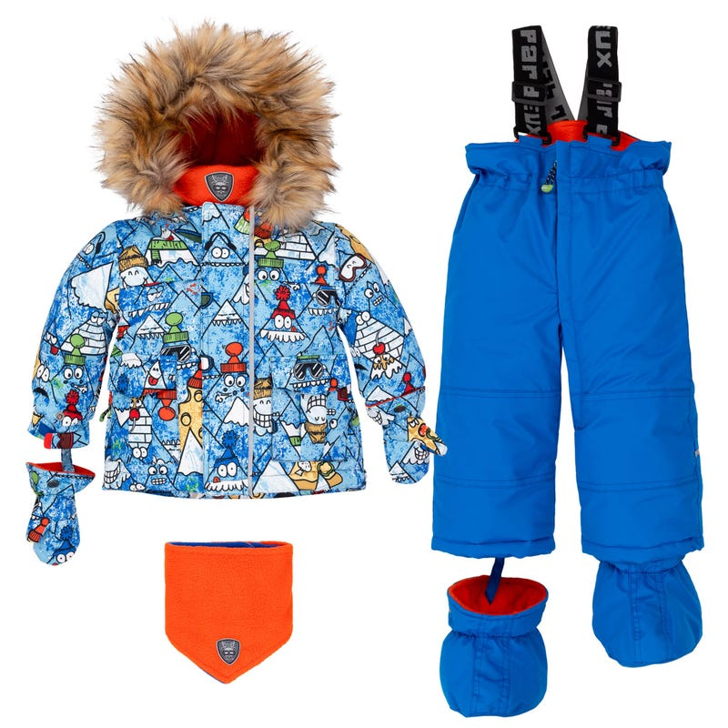 Mountain 2pcs Snowsuit 18-30m