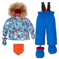 Mountain 2pcs Snowsuit 18-30m