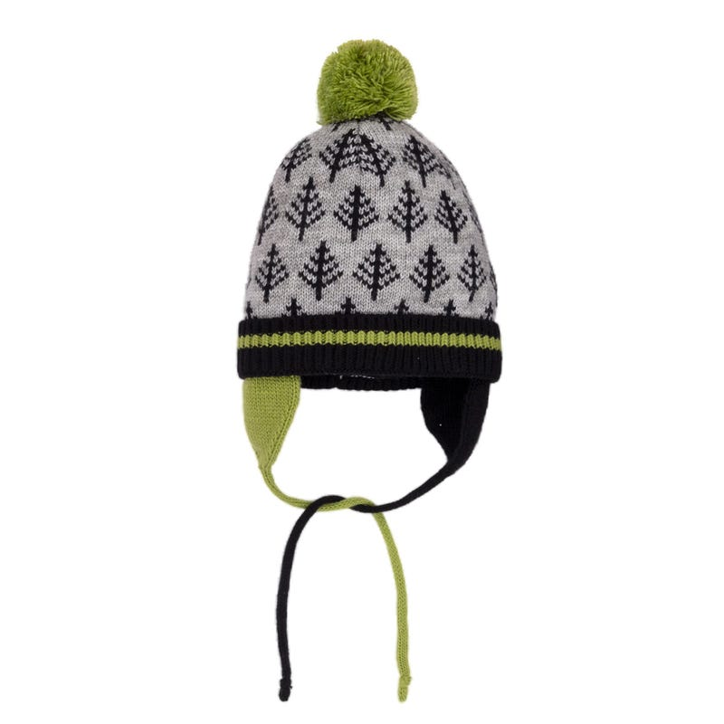 Tuque Wood 3-24mois