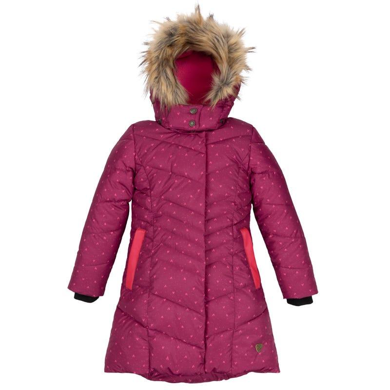 Puffy Long Jacket 3-6