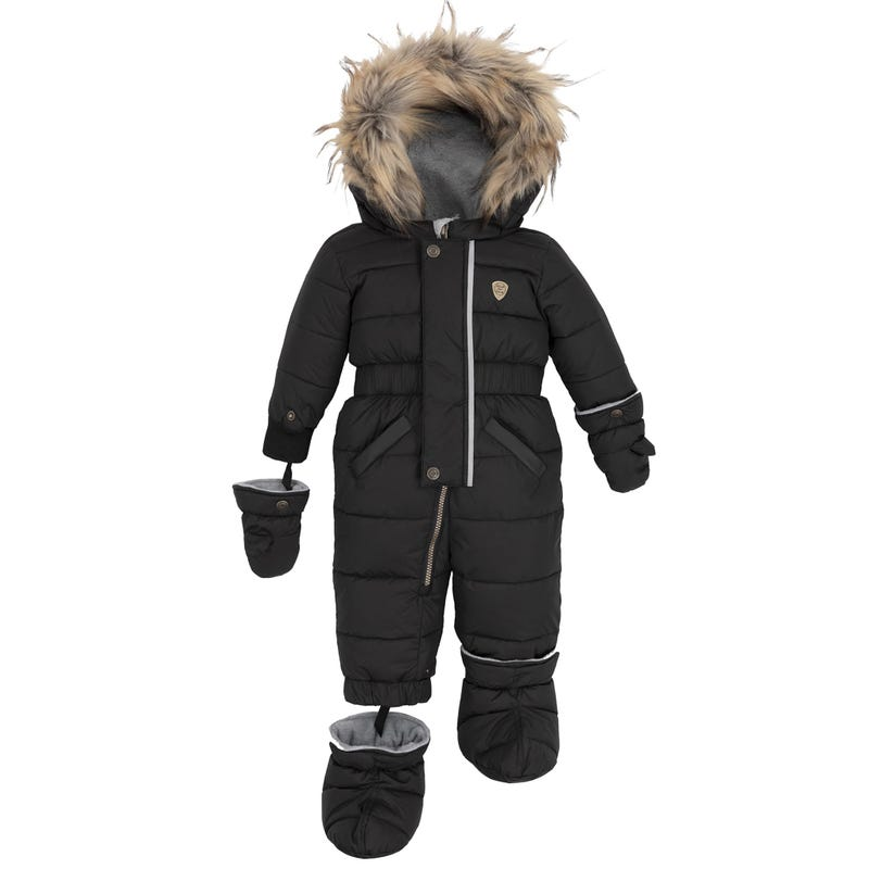 Puffy Snowsuit 6-30m