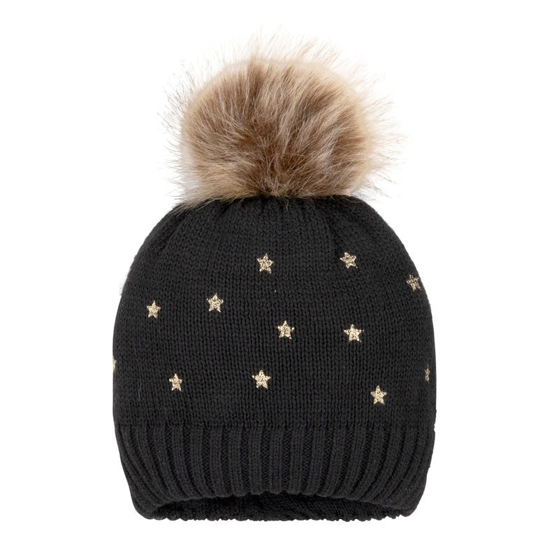 Knit Stars Beanie 3-14y