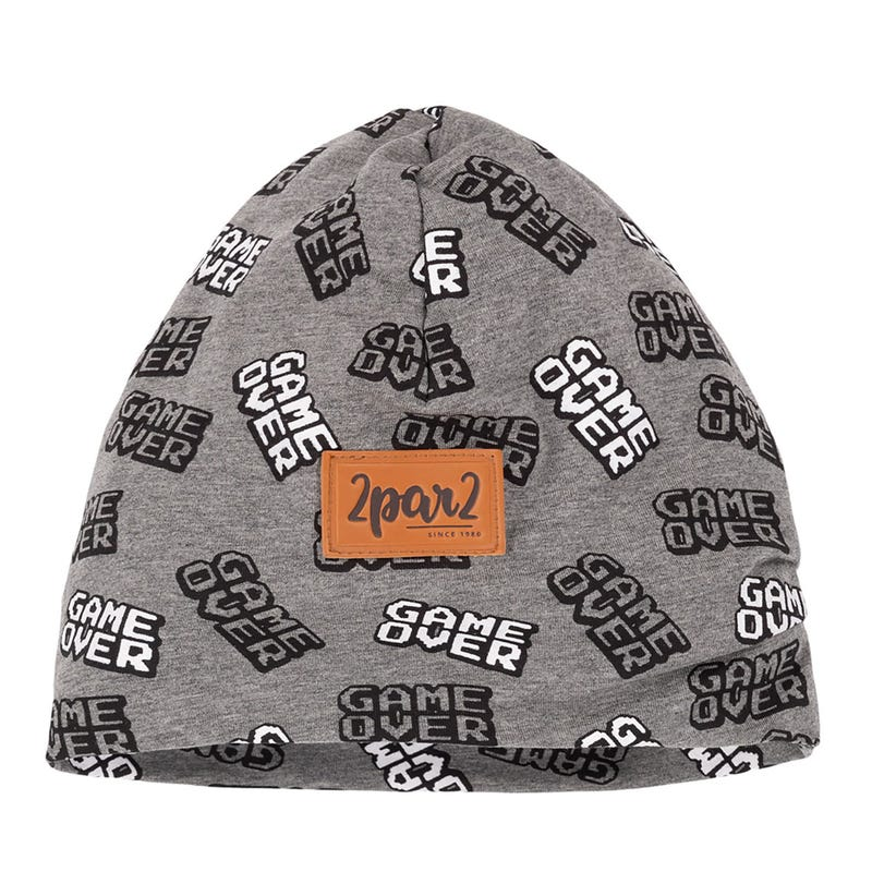 Game Over Beanie 3-14