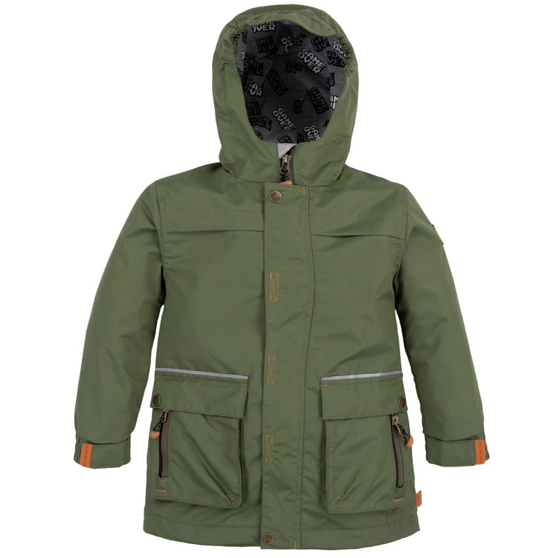 Game Over Nylon Jacket 7-10y