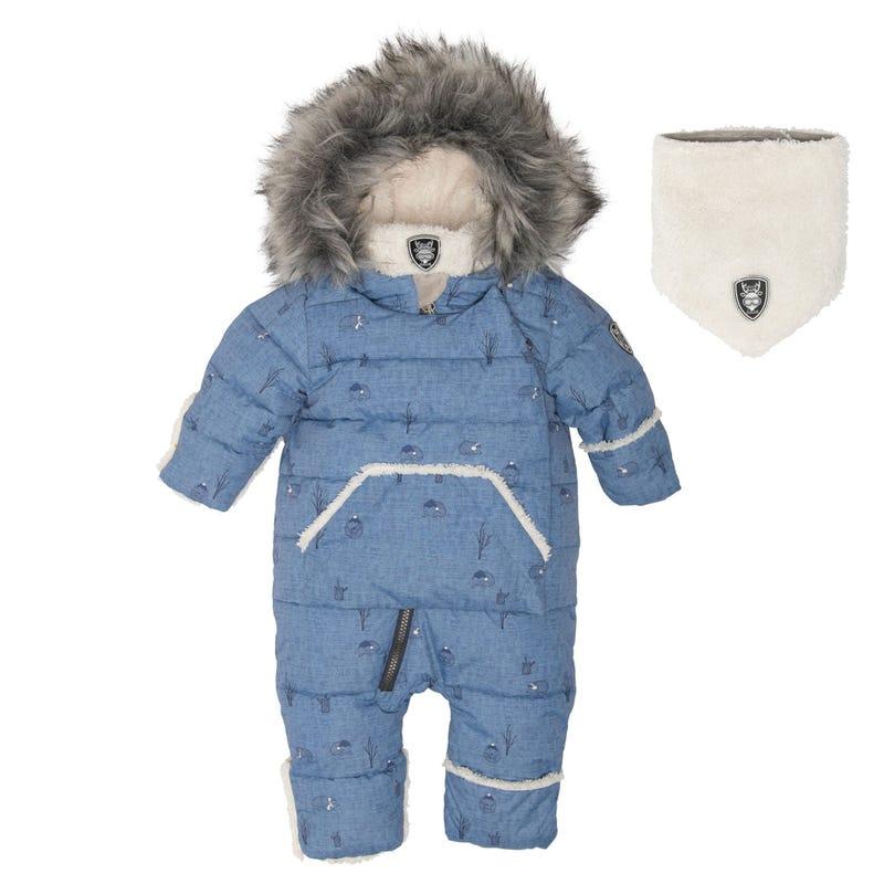 Hedgehogs Snowsuit 6-18m