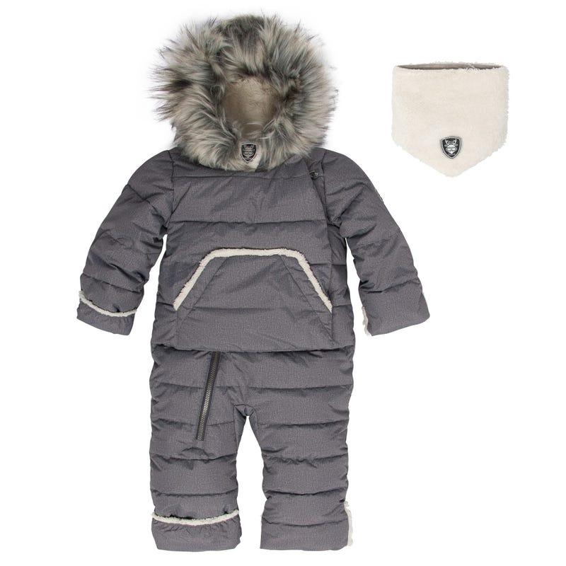 Pinch Test Snowsuit 6-30m
