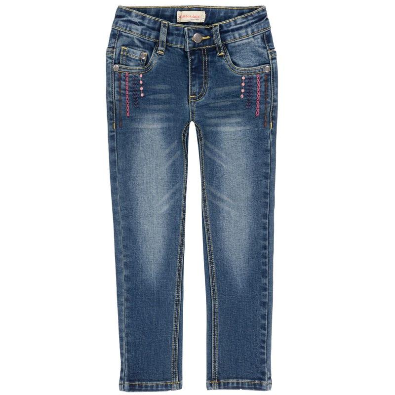 Jeans Lama 7-10ans