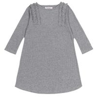Robe Manches Longues Chic 3-6ans