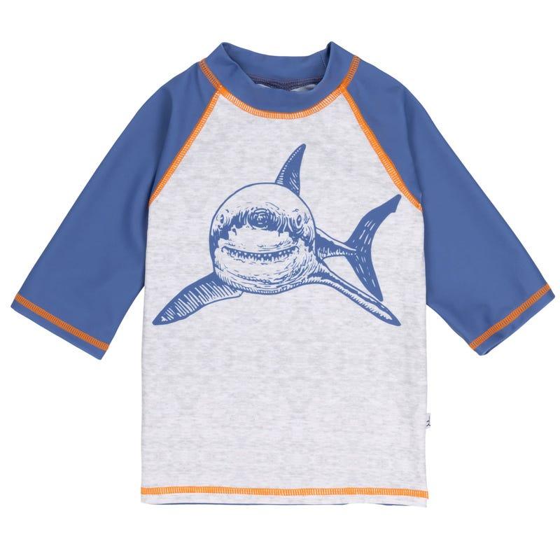 T-Shirt Maillot UV Requin 2-6