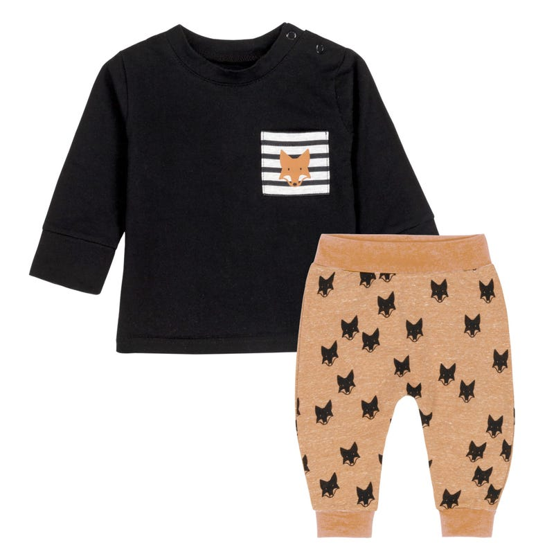 Friends Pant Set 12-24m