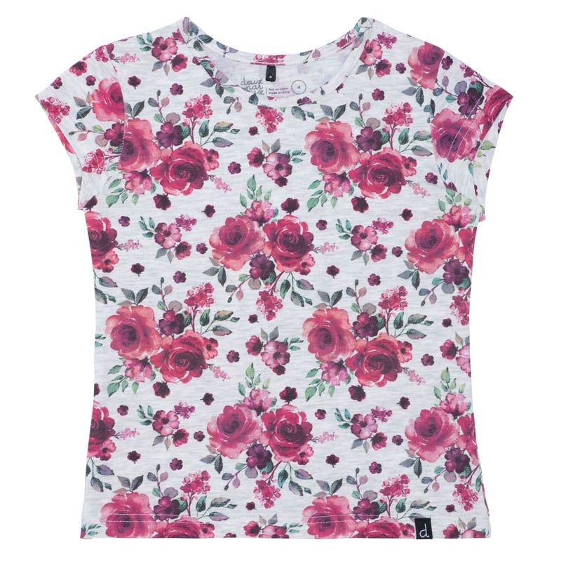 T-Shirt Imprimé Romance 3-6ans