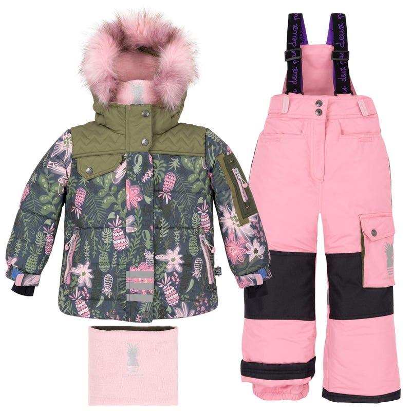 Tropicool Snowsuit 2-6