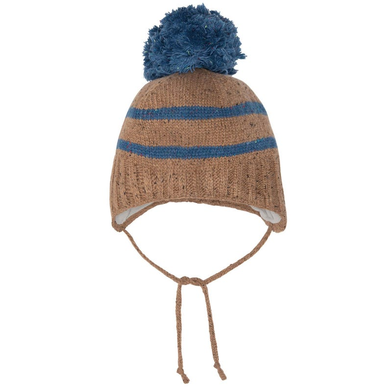 Tuque Tricot Ours 6-24mois