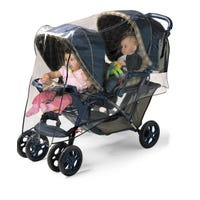 Weather Shield For Travel System And Tandem Stroller