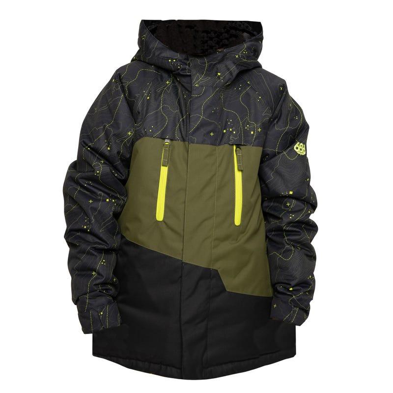 Geo Jacket 8-16