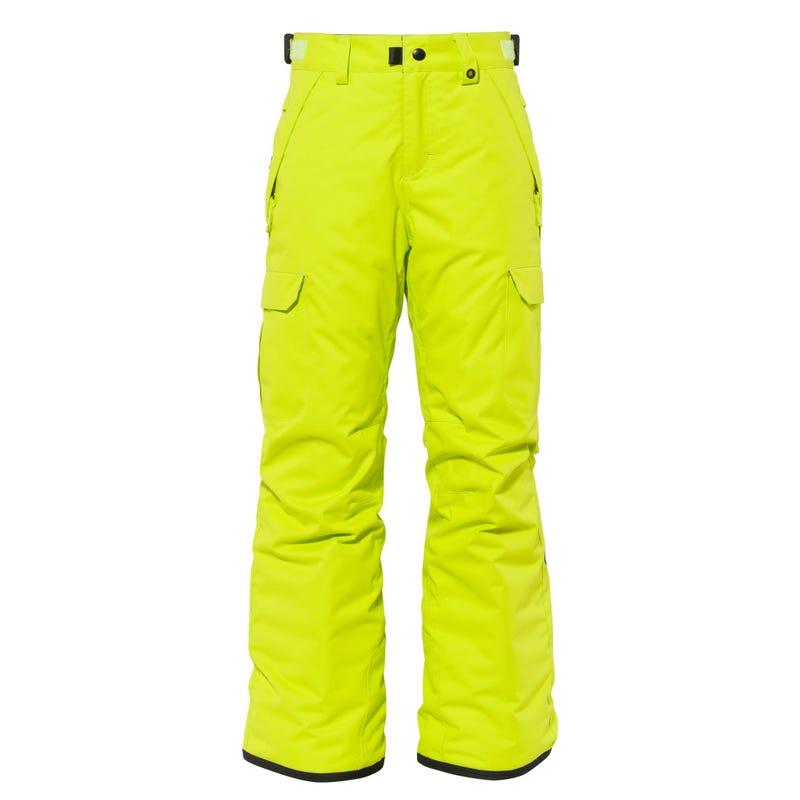 Pantalon Infinity Cargo 8-16ans