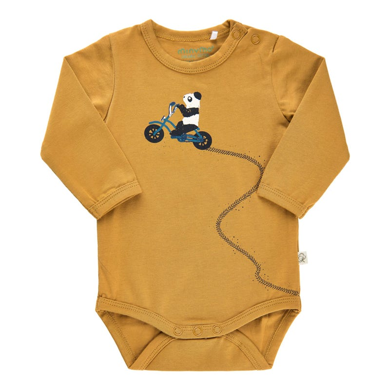 T-Shirt Panda 1-18m