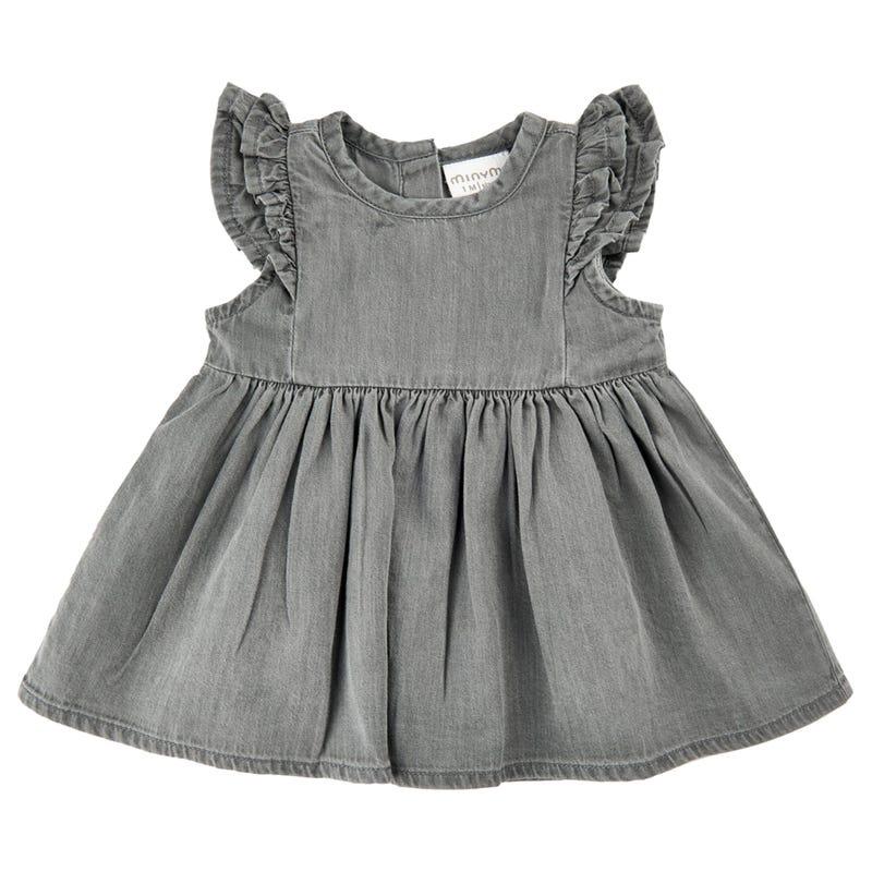 Little Panda Dress 1-18m