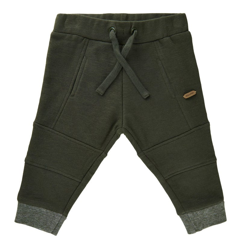 Pantalon Ouaté Cargo Animal 6-24mois