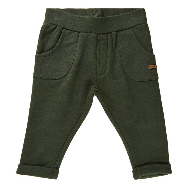 Pantalon Ouaté Animal 6-24mois