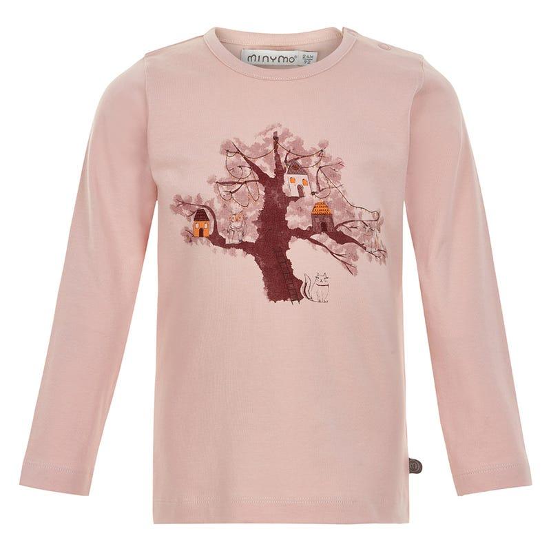 T-shirt Arbre Chaton 12-24m