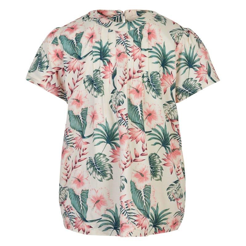 Blouse Tropical 3-8ans