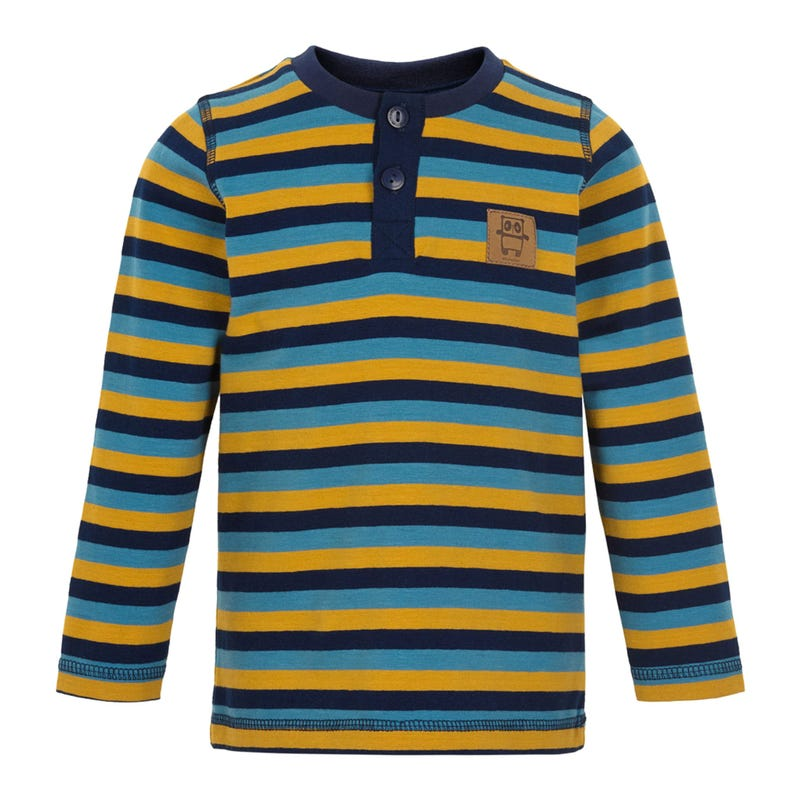 Camping Striped T-Shirt 3-6
