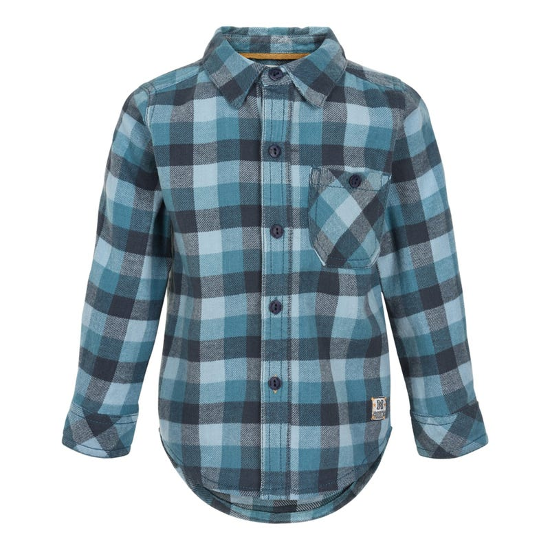 Chemise Carreaux Camping 12-24