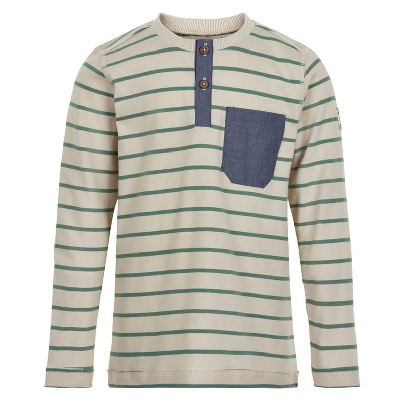 T-shirt Rayé Safari 3-8ans