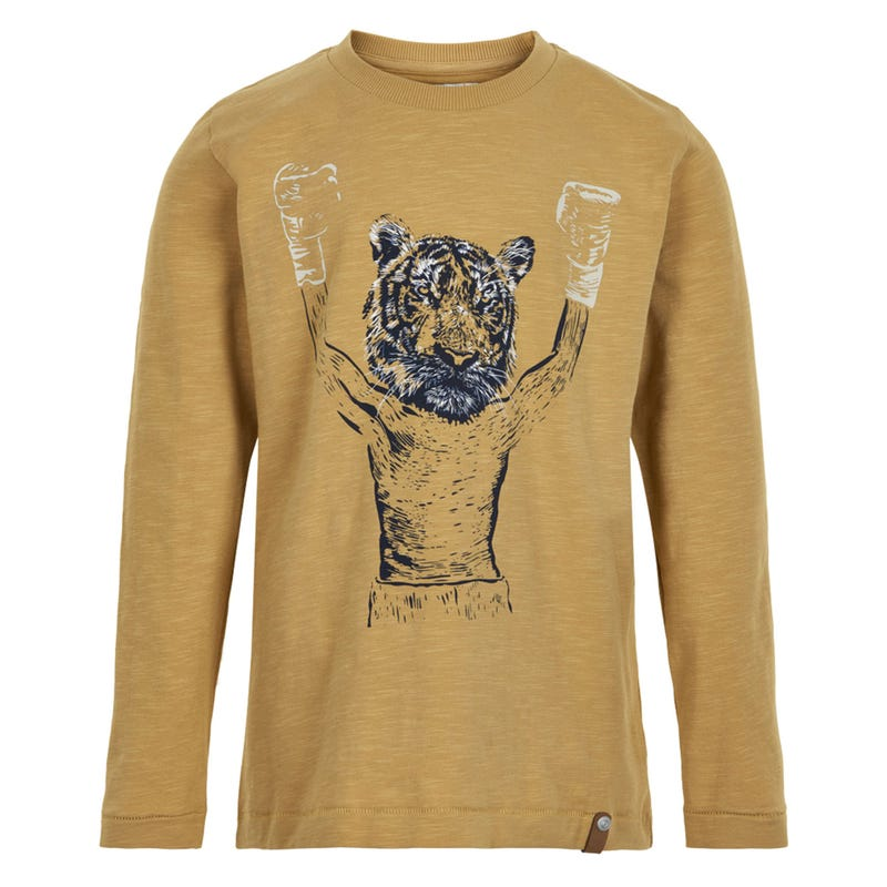 T-shirt Tigre Safari 3-8ans