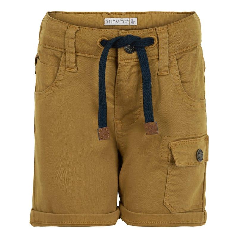 Short Twill Safari 3-8ans