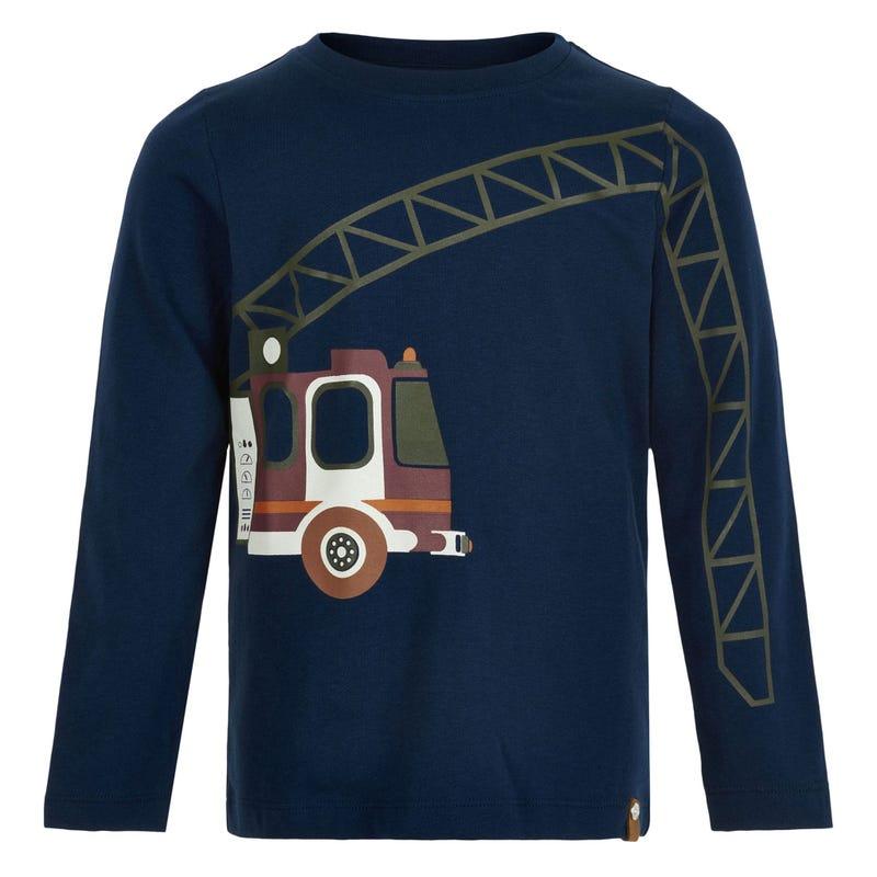T-shirt Camion Urbain 3-8ans