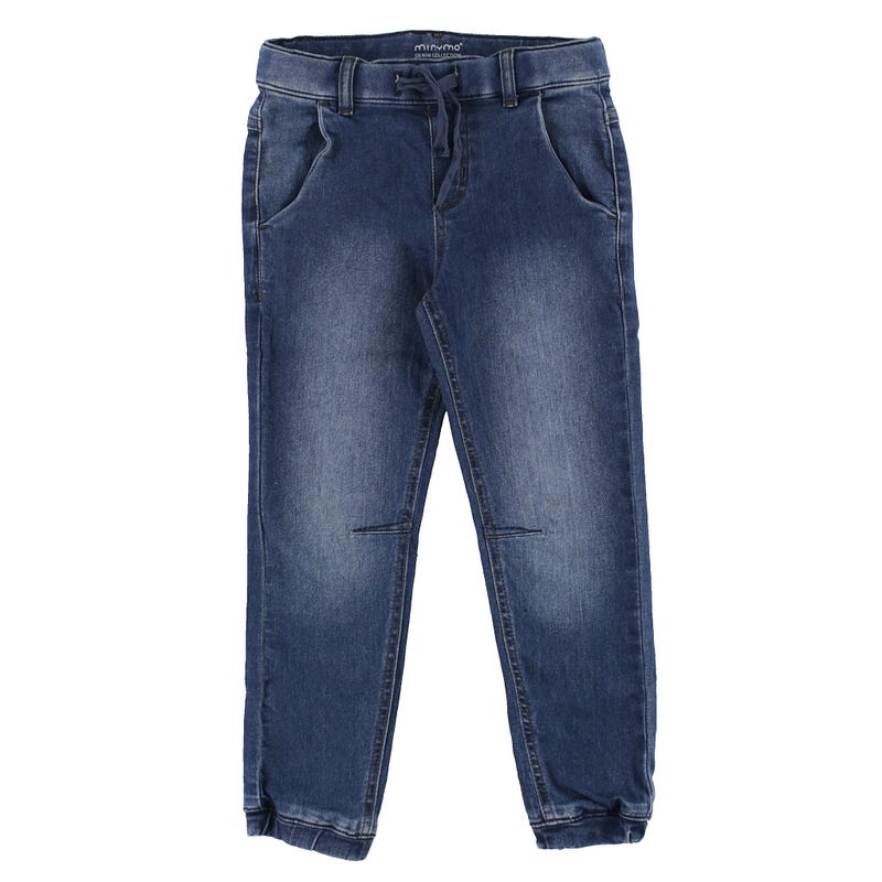 Jeans Stretch Loose Fit 3-8ans
