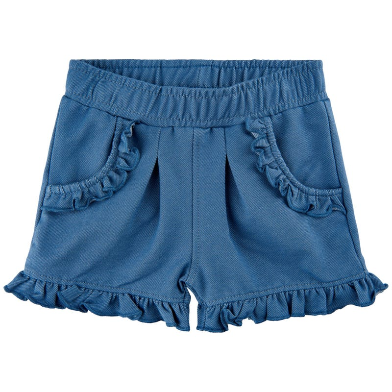Jungle Chambray Short 6-24m