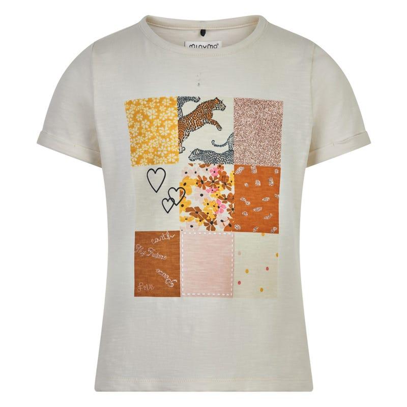 T-shirt Imprimé Tropical 3-8ans