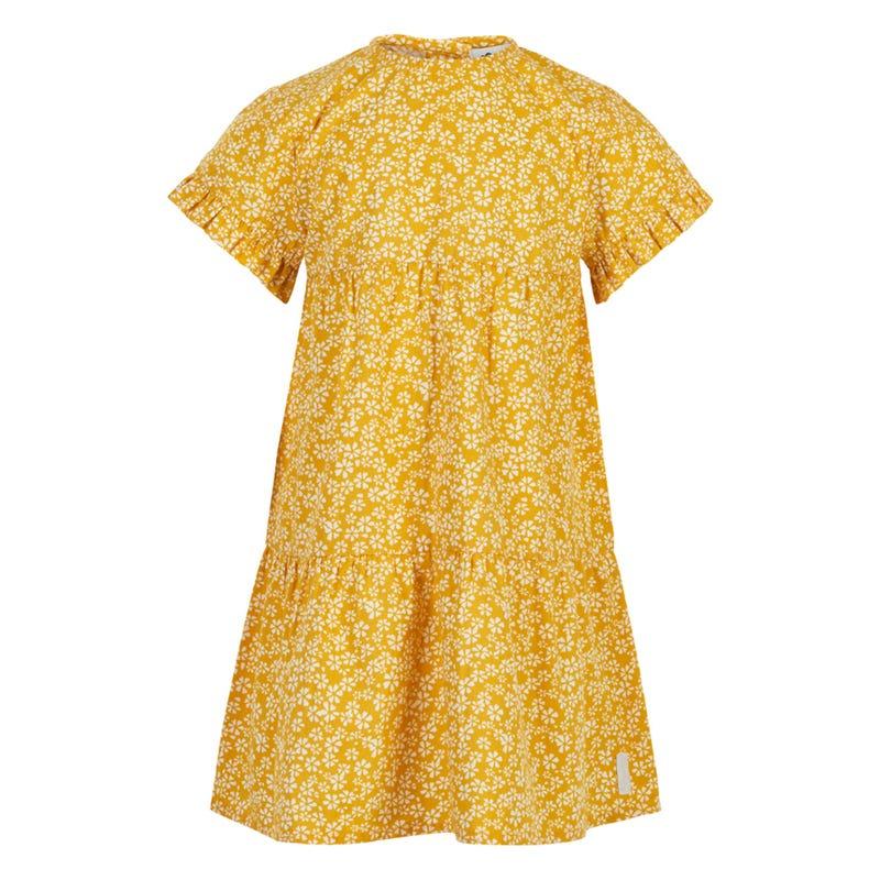 Robe Fleurie Tropical 3-8ans