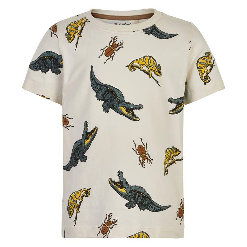 T-shirt Croco Safari 3-8ans